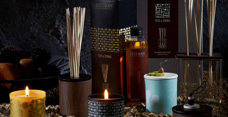 luxusná kolekcia Esteban