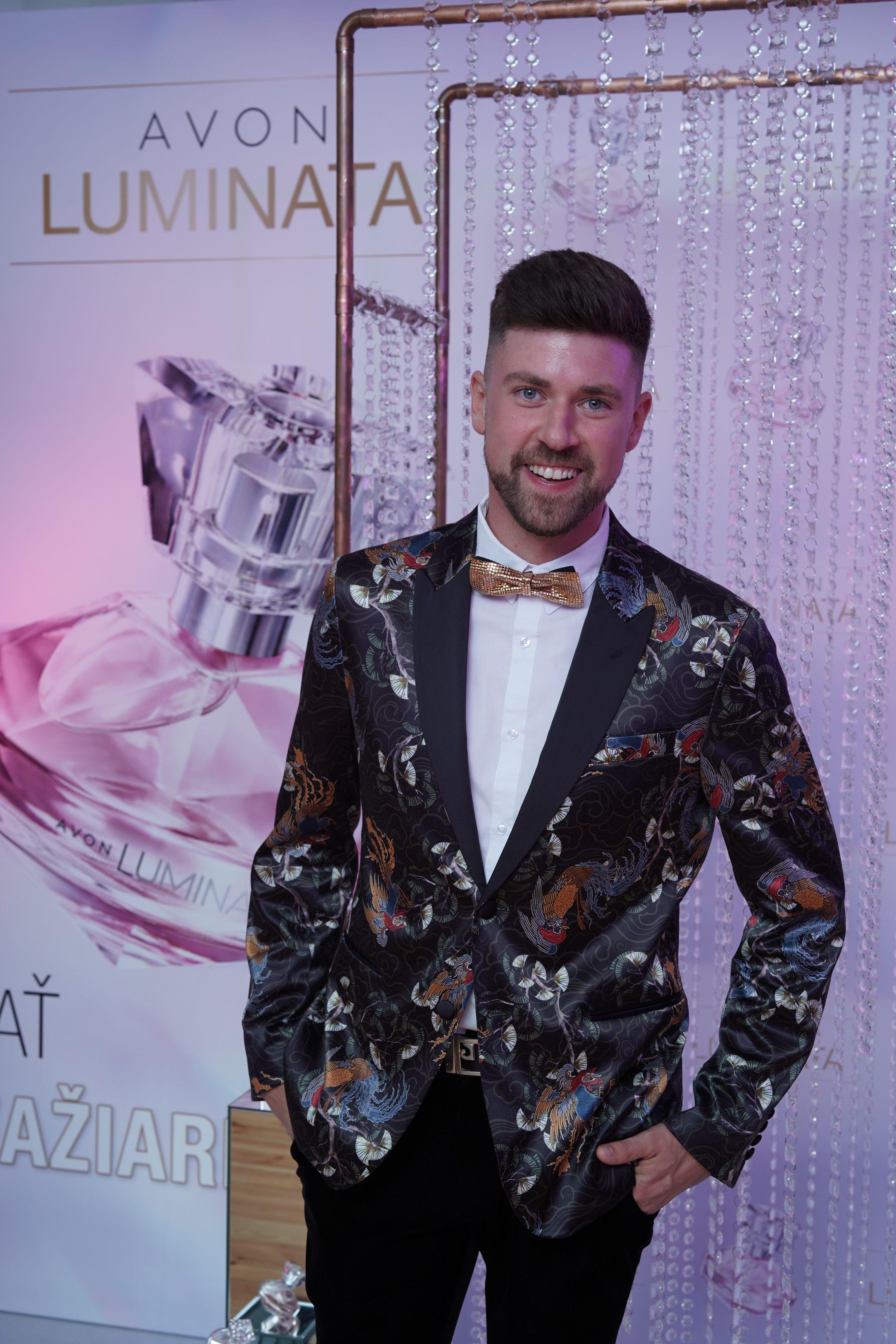 Spevák Samuel Hošek