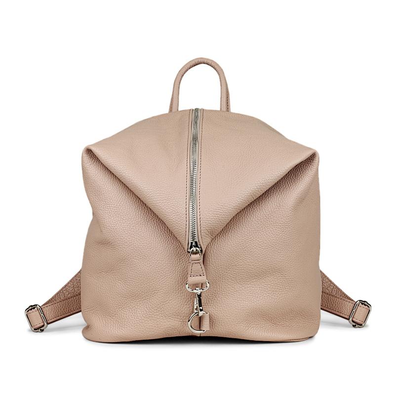 kožený ruksak, 100,00 €