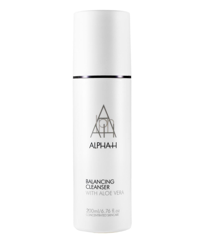 Alpha-H, Balancing cleanser krémové odličovacie mlieko s aloe vera 3 v 1 (200 ml)
