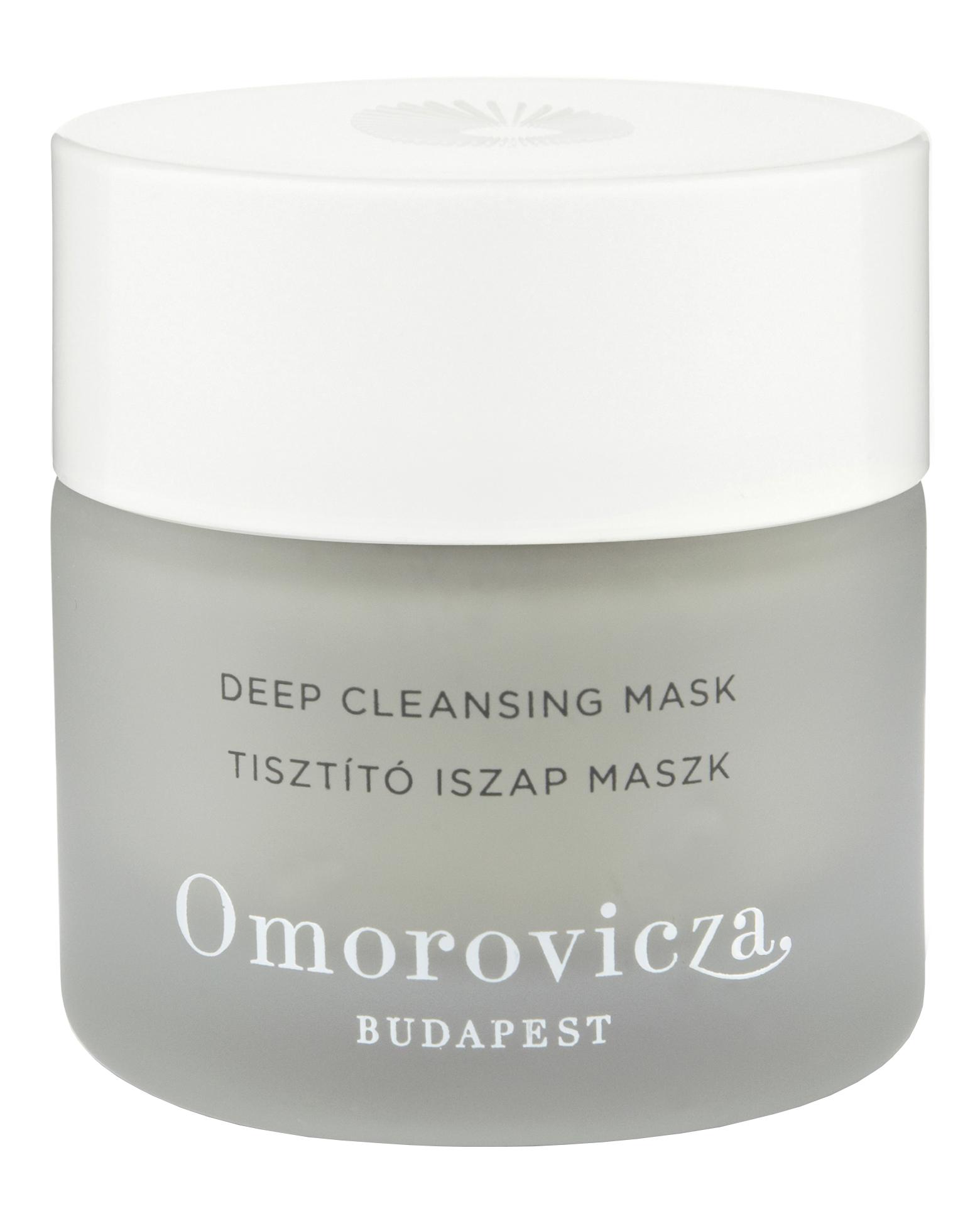 Omorovicza Deep cleansing Mask, Hĺbkovo čistiaca maska (50 ml)