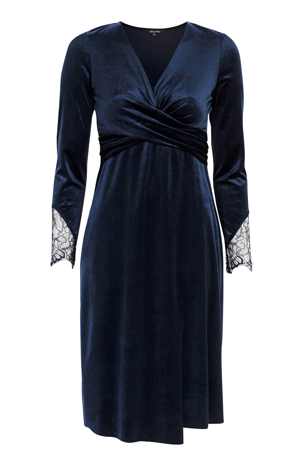 zamatové šaty, 54,95 €