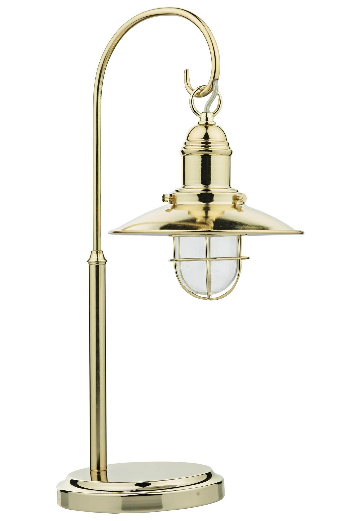 stolová lampa,