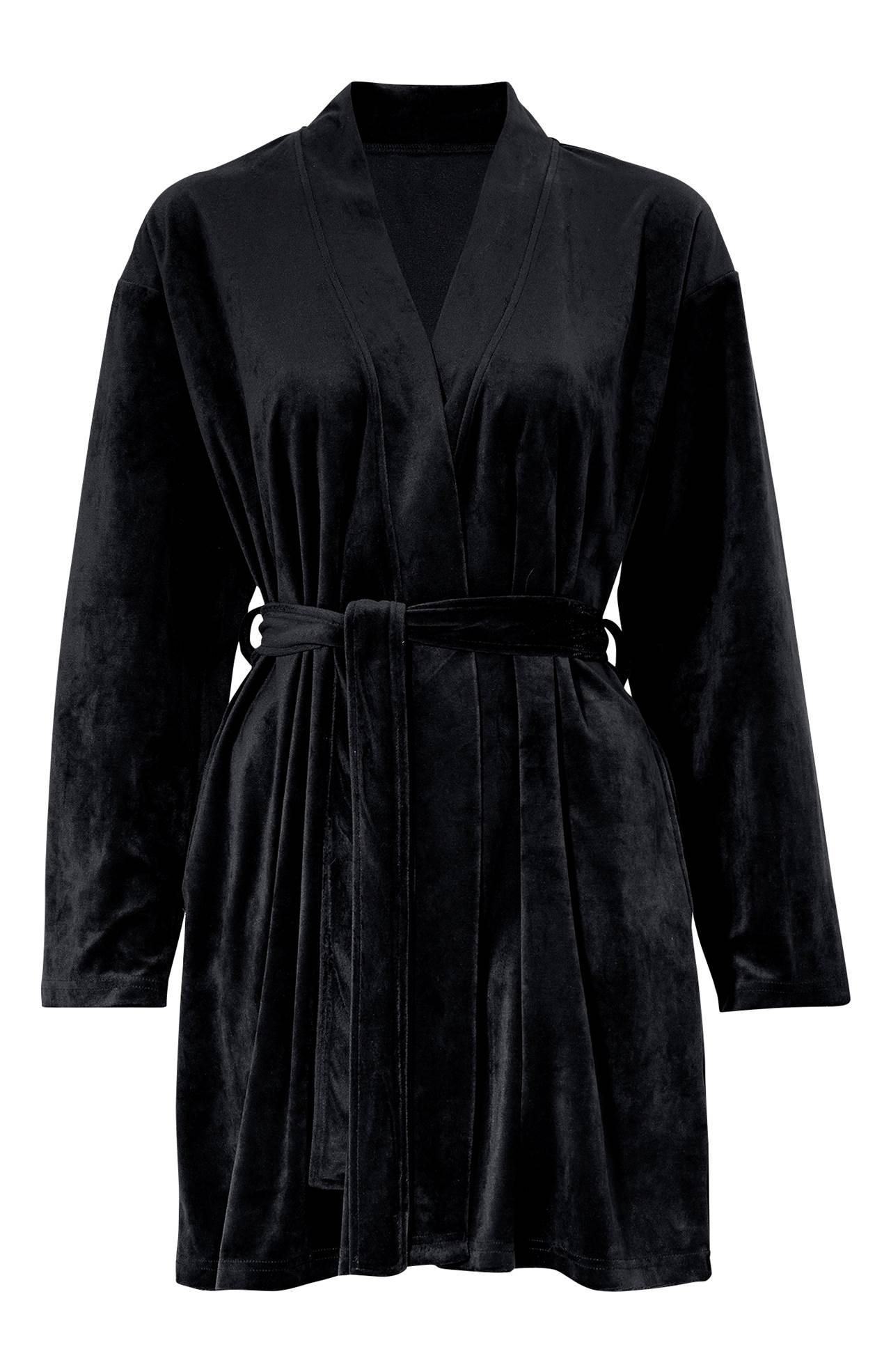 zamatové kimono, 29,95 €
