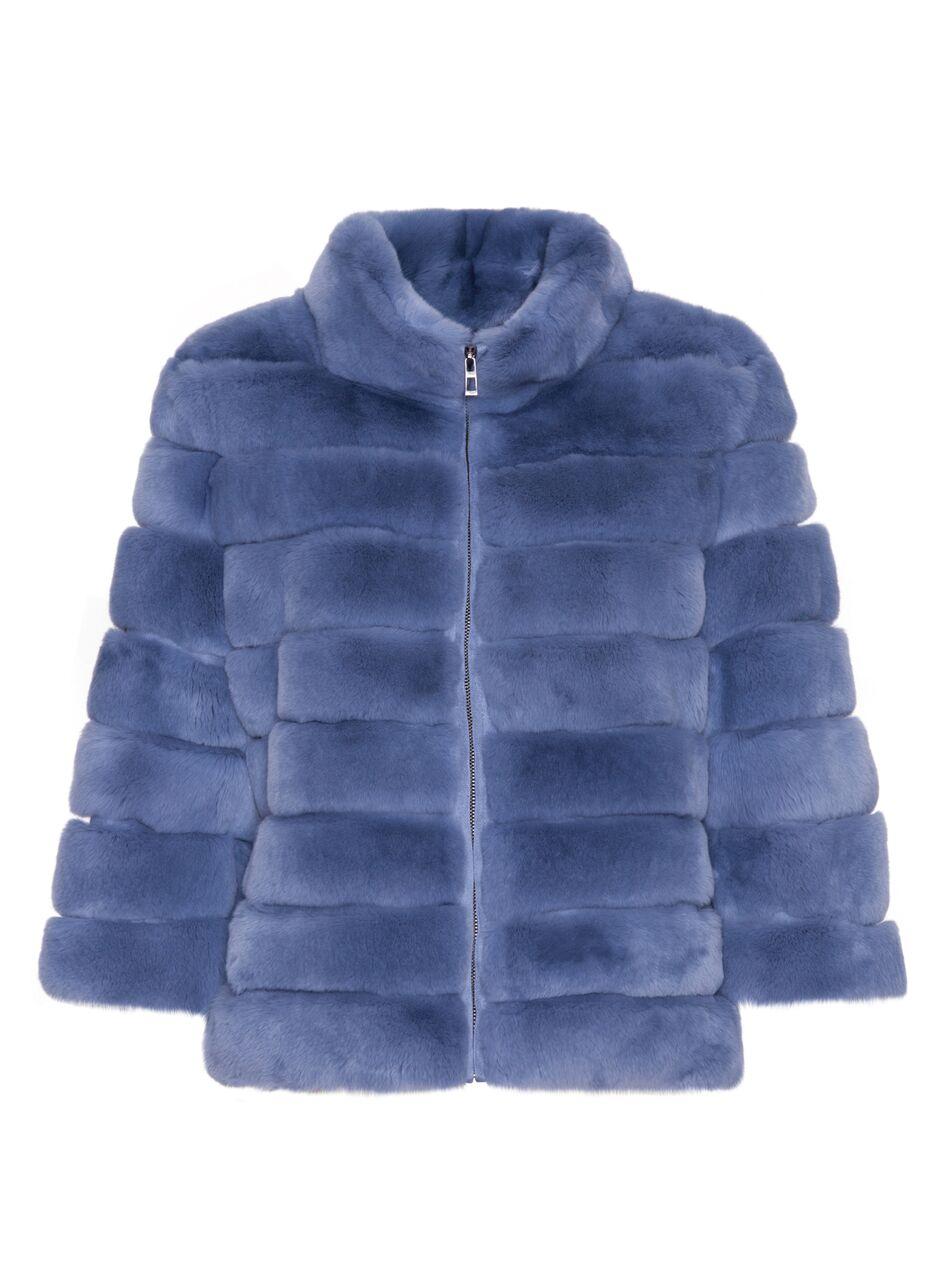 kožušinový kabátik