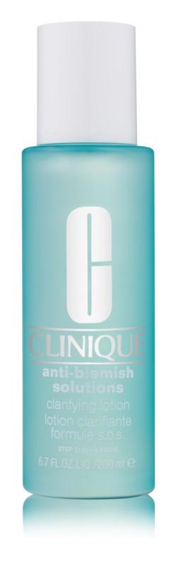 k-beauty, Clinique Anti-Blemish Solutions tonikum pre všetky typy pleti