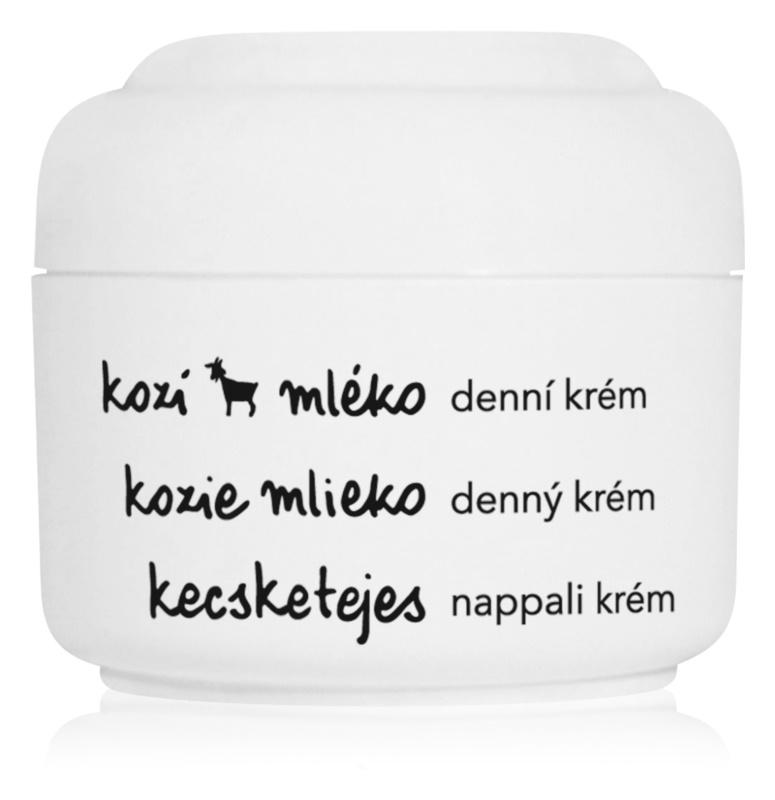 k-beauty, Ziaja Goat's Milk denný hydratačný krém pre suchú pleť