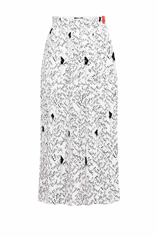 La Femme, sukňa s popiskami