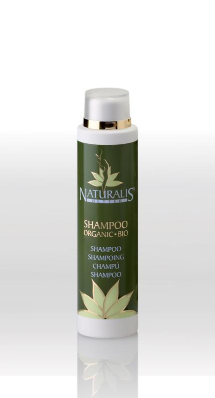 biorganica.cz, NATURALIS Vlasový šampon 200ml