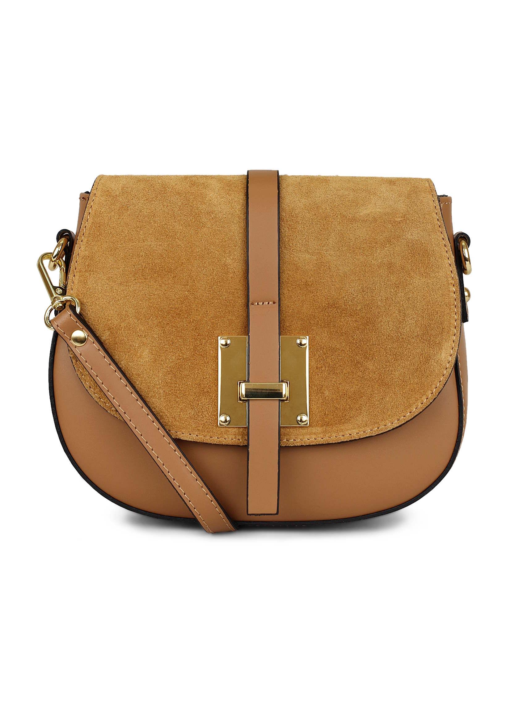 Kara, kožená kabelka