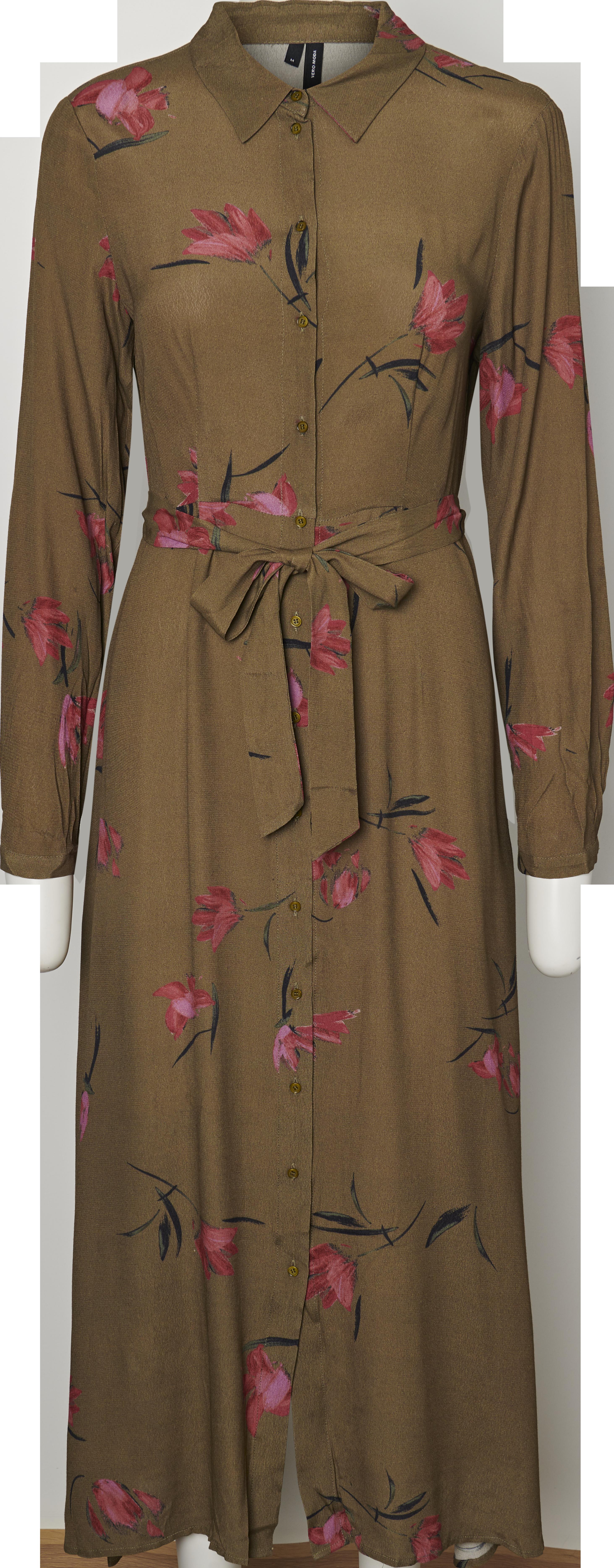 VERO MODA, šaty s kvetinovým vzorom