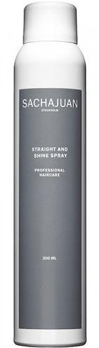 beautysecret.sk, STRAIGHT & SHINE SPRAY Sachajuan Ochranný sprej pri žehlení vlasov (200 ml)