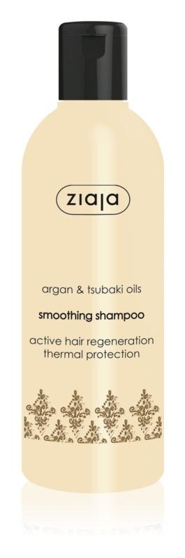 Ziaja Argan Oil vyhladzujúci šampón s arganovým olejom