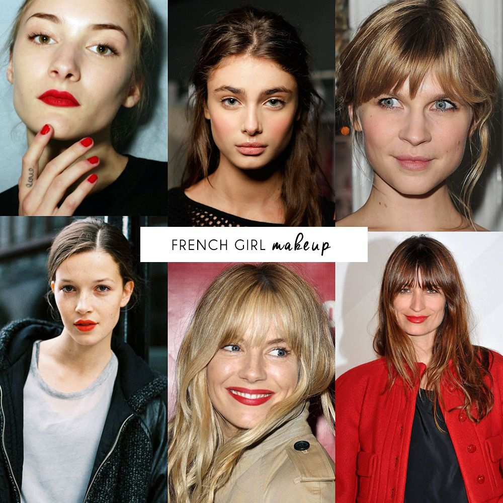francuzsky makeup
