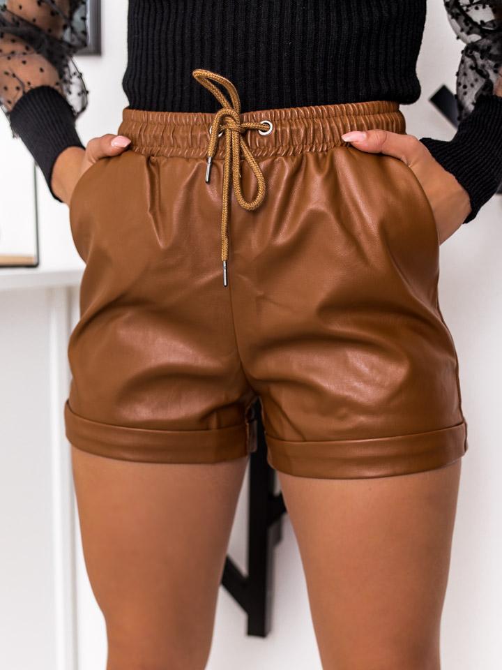 modivo.sk, kožené šortky