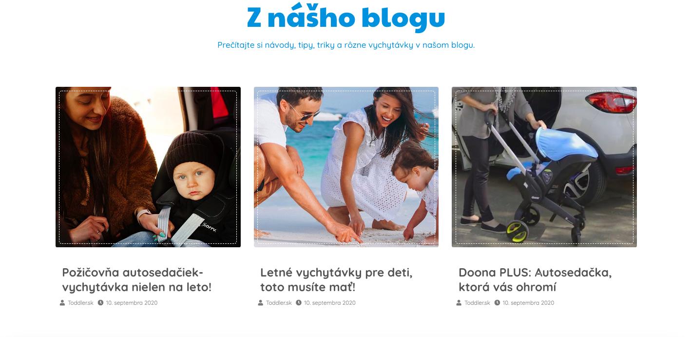 blog toddler.sk