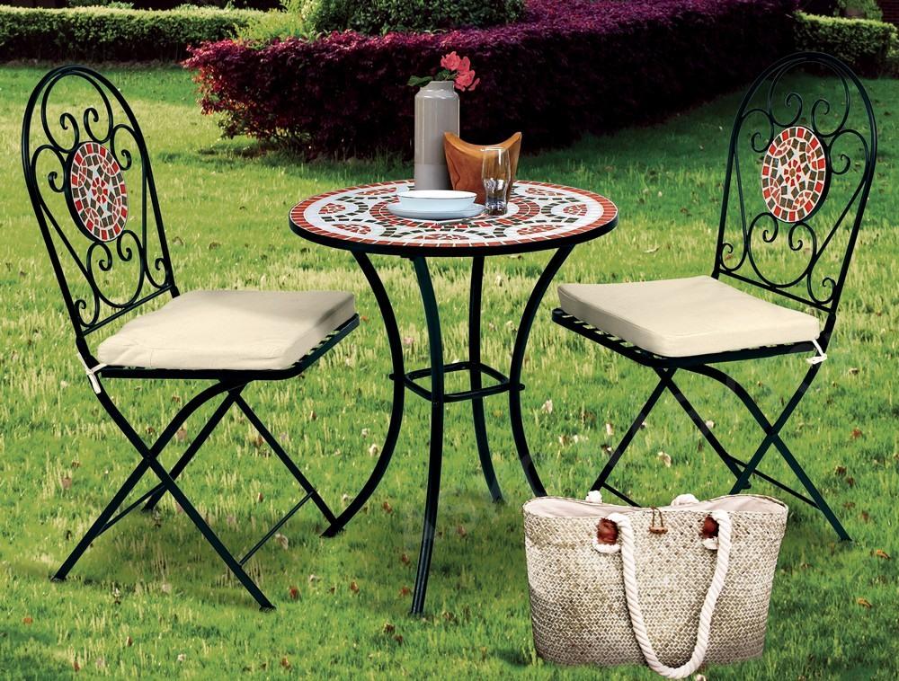 ASKO, záhradný nábytok stoličky